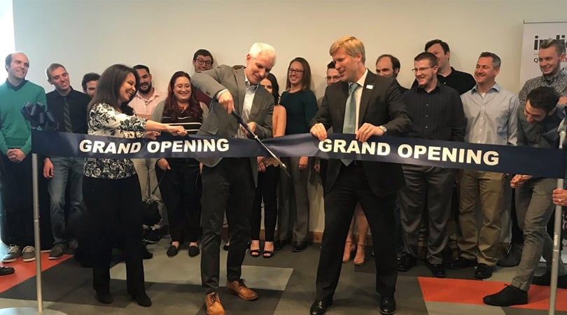 Press Release: Indica Labs celebrates opening of new facility in Albuquerque, New Mexico